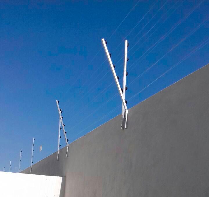 Cerca electrificada casa o negocio en Monterrey 5