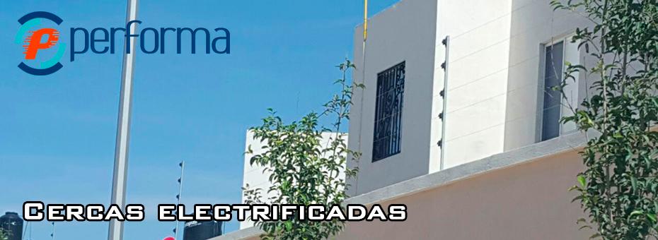 Cercas electrificadas para casa Monterrey 3