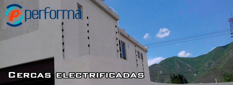 Cerco electrico casa Monterrey 4